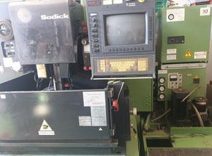 Elettroerosione a filo usata Sodick A500W
