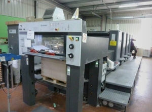 Offset 5 kolorow Heidelberg SM 74-5 PH