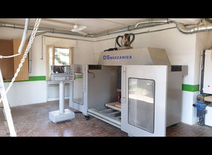 Used Ds Meccanica Pinto Wood CNC machining centre - 5 Axis