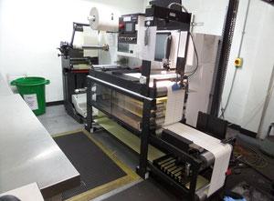 Odvíjecí stroj Scantech Visiontrack