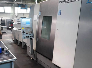 Torno cnc Gildemeister Sprint 65 Linear
