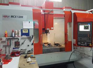 EMCO FAMUP MCX 1200 Machining center - vertical