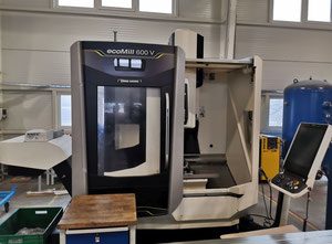 DMG Mori Ecomill 600V Machining center - vertical