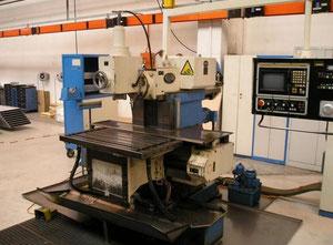 Klopp UFB cnc universal milling machine