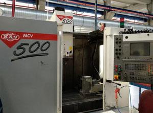 Obráběcí centrum - vertikální Kovosvit MAS MCV 500