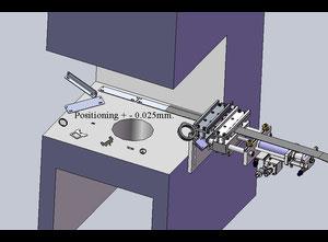 Výstředníkový lis Fair Play PZU250x1.5x150+Automatic punching of eccentric presses-TECHNOLOGY