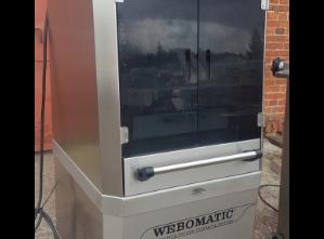 Webomatic TL250 Tray sealer