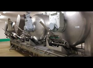 Myac 3000 liters Mixer
