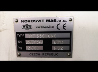 Kovosvit 550i / 820i P00221258