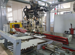 Pakea SCD 110 Fully automatic paper tube production line