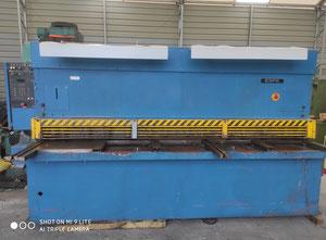 Piesok CNTA 3150/6,3 CNC Hydraulische Blechschere