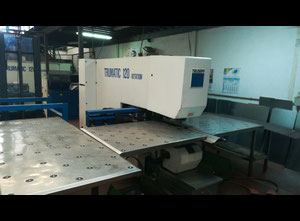 2x Trumpf Trumatic 120 Rotation CNC punching machines