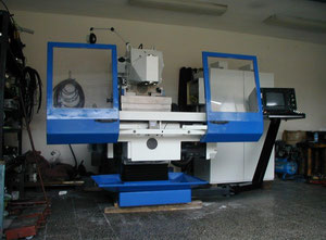 TOS FGS 50 cnc vertical milling machine