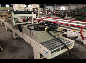 Used CVM bathroom furniture assembly and packaging line