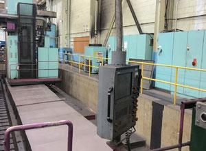 Mandrinadora CNC FPT M-ARX