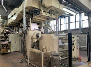 Schiavi Sirio 228 Web continuous printing press