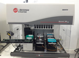 Beckman Coulter Biomek NX S8 + ThermoFischer Cytomat
