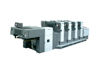 Shinohara S52 4 HA Offset four colours