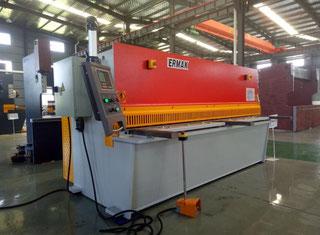 Ermak Cnc Machine Co Ltd QC12Y P00225007