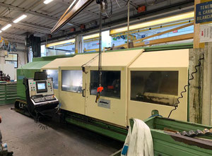 Used Giana GF 450 cnc lathe