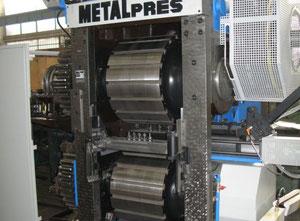METALpres UL 45A CROSS WEDGE ROLLING MACHINE