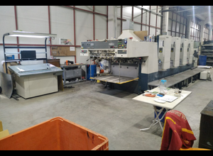 Komori L440 Offset four colours