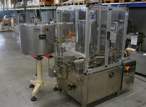 Uzavírací stroj M.A.R. S.P.A. VM8-DT