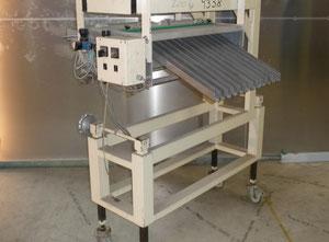 Máquina de producción de chocolate Sollich Type KU-820