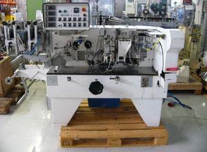 Volpak S-130 Duplex Dreirandsiegelbeutelmaschine mit Volumendosierung für Pulver, Granulate, etc.