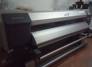 Mutoh ValueJet 1614 Plotter