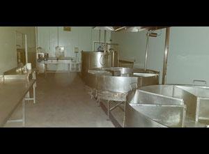 Paellas Line Lebensmittelmaschinen
