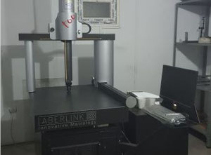 Měřící zařízení Aberlink 3D Manuel CMM