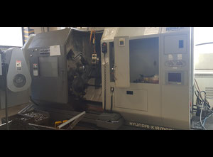 Hyundai SKT 200 TTSY Drehmaschine CNC
