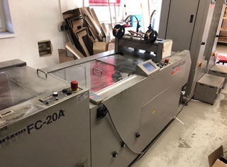 Horizon VAC-100a VAC-100c SPF-20A FC-20A P00227011