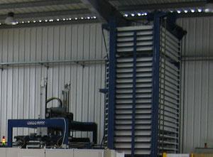 Sideros 1530/25 Sheet metal storage system
