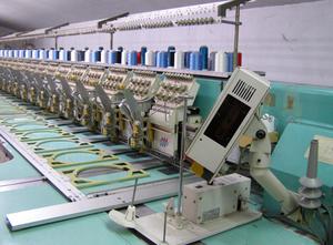 Vyšívací stroj Tajima TMFD-G920