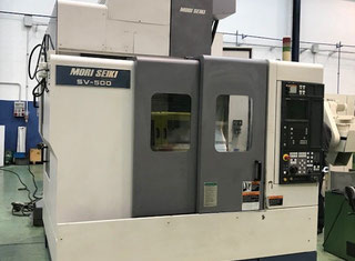 Mori Seiki SV/500 P00227130