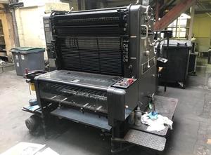 Heidelberg SORSZ Offsetdruckmaschine 2 Farben