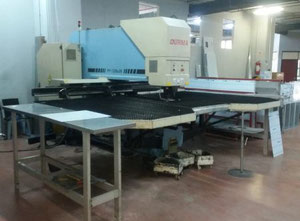 Durma PP 1250X30 CNC Stanzmaschine