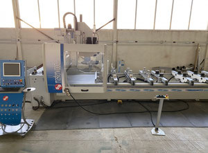 Masterwood Project 3005 L 5 Axes Wood CNC machining centre - 5 Axis