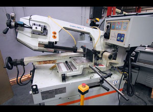 SAWS DIRECT SD-350DSA SEMI-AUTOMATIC band saw for metal