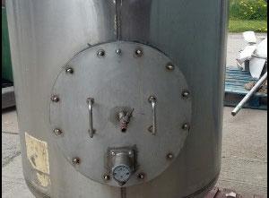 Miscelatore emultialbero Grundy Tanks 800 L
