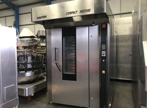 Rotační pec Wachtel Ofen Compact 1.10F Instore