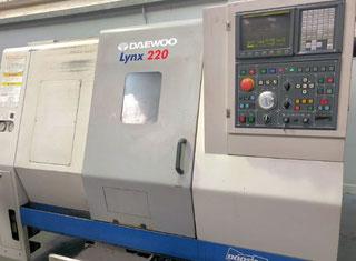 Daewoo LYNX 220LC P00228117