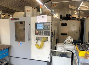 XYZ 710 VMC Machining center - vertical