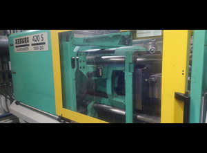 Arburg 420 S 1000 - 350 Injection moulding machine