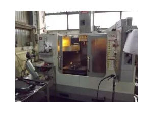 Centro de mecanizado vertical Haas VF-1