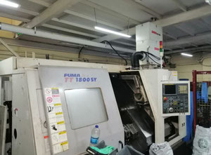 Doosan TT1800SY Drehmaschine CNC