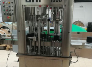 Used monobloc Gai 1300 Bottling unit