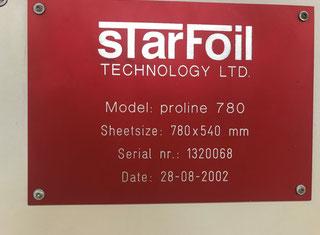 Starfoil Netherland StarFoil 780 P00229001